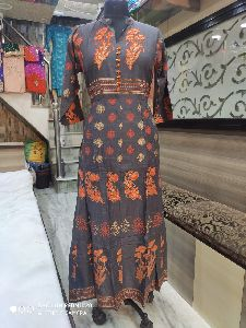 Line and Flair Kurti