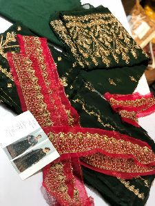 Pakistani Wedding Suits