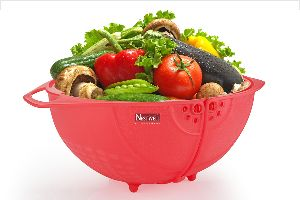 Fruit Washing Basket