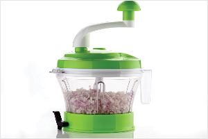 Plastic Food Processor & Atta Maker