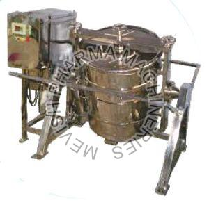 Sterile Area Drum Blender