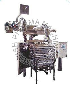 Vertical Tray Dryer
