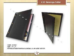 Beverage Folder