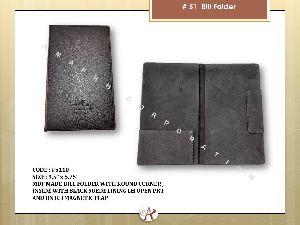MDF Bill Folder