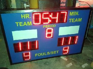 Electronic Scoreboard Display Board