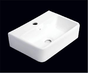 405x290x105mm Ceramic Table Top Basin
