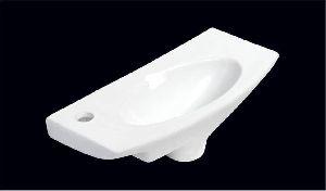 450x225mm Ceramic Wash Basin