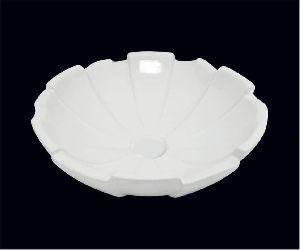 450x450x135mm Ceramic Table Top Basin