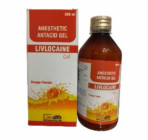 Anesthetic & Antacid Gel