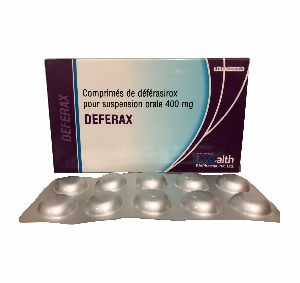 Deferasirox Oral Suspension