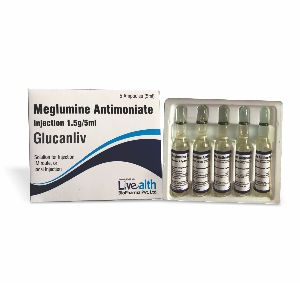 Meglumine Antimoniate Injection