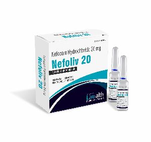 Nefopam Hydrochloride Injection