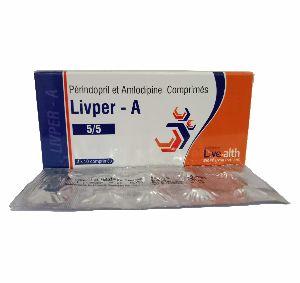 Perindopril & Amlodipine Tablets