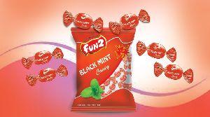 Black Mint Candy