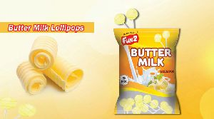Butter Milk Lollipop
