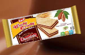 Chocolate Multi Grain Wafer Biscuits