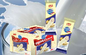 Milk Crust Wafer Biscuits