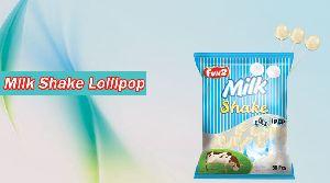 Milk Shake Lollipop