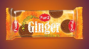 Natural Ginger Biscuits