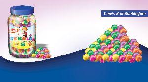 Tennis Ball Bubble Gum