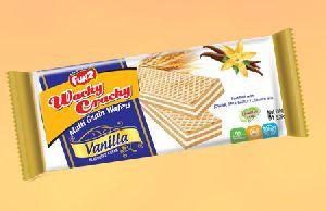 Vanilla Multi Grain Wafer Biscuits