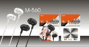 M-560 Music Earphone