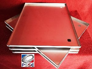Stainless Steel Flap Plate