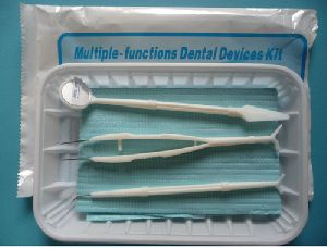 Disposable Dental Kit Premium