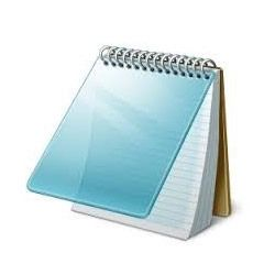 Writing Notepad