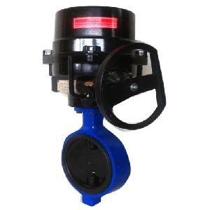 Honeywell Motorised Butterfly Valve
