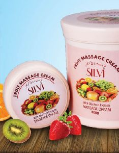 200ml Silvi Massage Cream