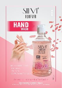 250ml Silvi Hand Wash Gel