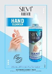 500ml Silvi Hand Cleanser Gel with Flip Top Cap