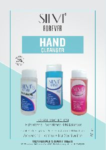 60ml Silvi Hand Cleanser Gel with Flip Top Cap