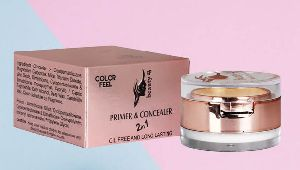 Color Feel Primer with Concealer