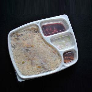 4cp meal tray