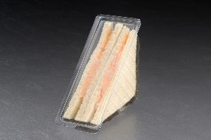 Plastic Sandwich Packaging Box