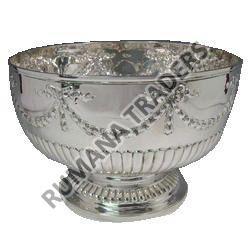 Metal Fruit Bowl