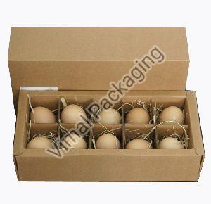 Customized Egg Paper Box