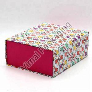 Foldable Paper Box