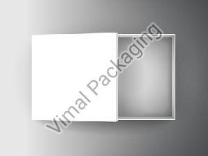 Half Open Paper Box