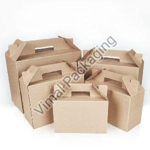 Handle Type Paper Box
