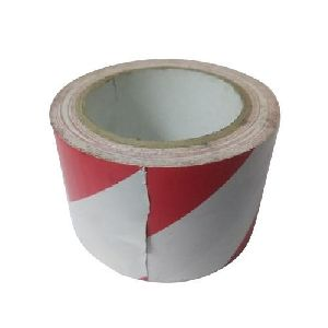 Red & White Floor Marking Tape