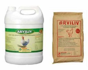 Arviliv DS Herbal Liver Tonic