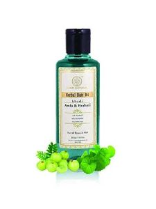 Khadi Amla and Brahmi Hair Oil 210 ml