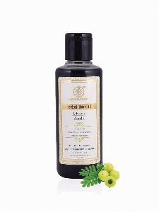 Khadi Amla Hair Oil 210 ml (Paraben/Mineral Oil Free)