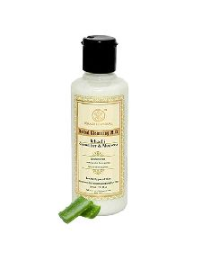 Khadi Cucumber and Aloe Vera Cleansing Milk