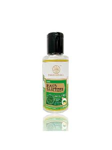 Khadi Natural Aloe Vera & Lemon Hand Sanitizer-100 ml