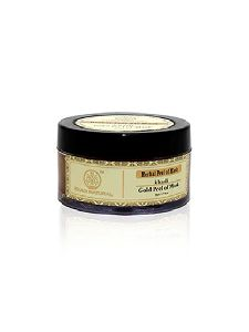 Khadi Natural Gold Peel Off Mask, 50g