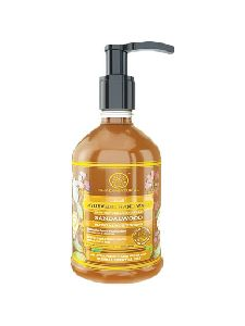 Khadi Natural Moisturising Sandalwood Hand Wash (300ml)
